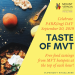 """Celebrate a """"Taste of MVT"""" at PARK(ing) Day this Friday!"""