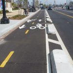 DDOT Releases Notice of Intent for K Street Protected Bike Lanes